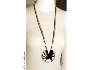 Necklace W13-05 | d'shapes jewels
